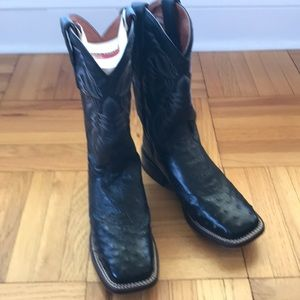 Woman's Exotic Cowboy Boots